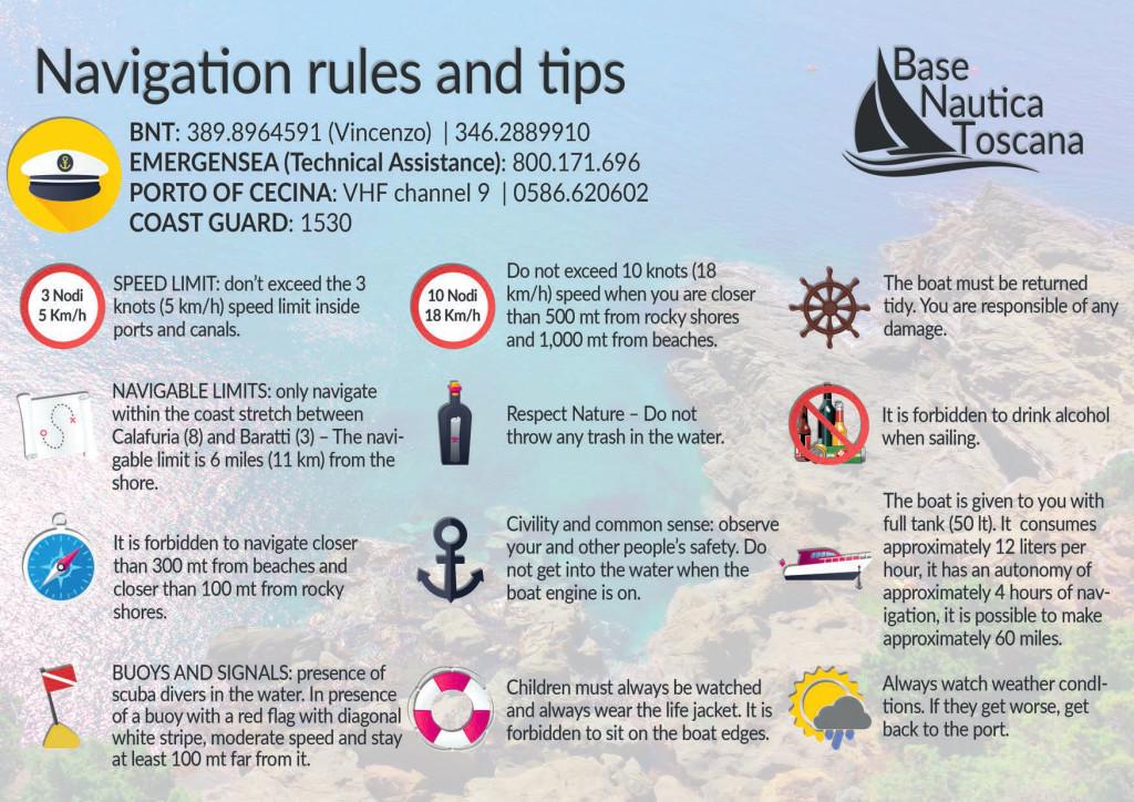 navigation-rules
